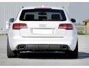 Audi A6 C6 / 4F Facelift Avant Recto Rear Bumper Extension