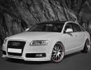 Audi A6 C6 / 4F Facelift Enos Front Bumper Extension