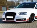 Audi A6 C6 / 4F Facelift Iris Front Bumper Extension