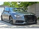 Audi A6 C7 / 4G M1 Front Bumper Extension