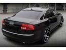 Audi A8 4E Vortex Upper Rear Wing