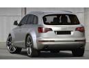 Audi Q7 Katana Rear Wheel Arch Extensions