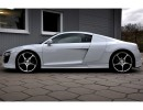 Audi R8 Exclusive Side Skirts