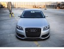 Audi S3 8P MX Front Bumper Extension