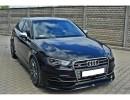 Audi S3 8V M2 Front Bumper Extension