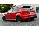Audi S3 8V M2 Rear Bumper Extensions