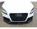 Audi TT 8J RS Master Front Bumper Extension