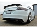 Audi TT 8J RS Master Rear Bumper Extension