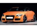 Audi TT 8J S-Line RX Front Bumper Extension
