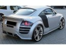 Audi TT 8N R-Style Rear Wheel Arch Extensions