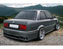BMW E30 A2 Rear Bumper