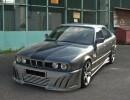 BMW E34 Bara Fata H-Design