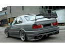 BMW E34 FX-60 Rear Bumper