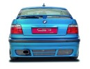 BMW E36 Compact XL-Line Rear Bumper Extension
