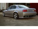 BMW E38 SR Rear Bumper Extension