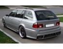 BMW E39 E-Style Side Skirts