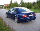 BMW E39 M5-Tech Rear Bumper