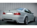 BMW E46 Bara Spate AX2