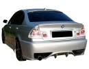 BMW E46 F-Style Rear Bumper