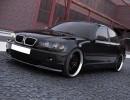 BMW E46 Facelift M2 Front Bumper Extension