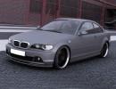BMW E46 Facelift MaxLine Front Bumper Extension