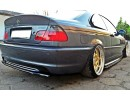 BMW E46 Master Rear Bumper Extension