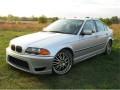 BMW E46 Racer Front Bumper