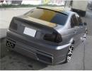 BMW E46 Racer Rear Bumper