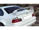 BMW E46 SX2 Rear Wing