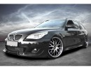 BMW E60 / E61 Atos Front Bumper Extension