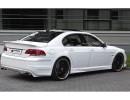 BMW E65 Facelift Bara Spate PR