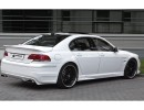 BMW E65 Facelift PR Front Wheel Arches