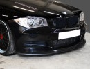 BMW E82 / E88 Iridium Front Bumper Extension