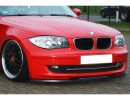 BMW E87 / E81 Facelift Intenso Front Bumper Extension