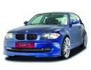 BMW E87 / E81 Facelift O2-Line Front Bumper Extension