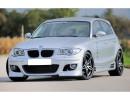 BMW E87 / E81 Razor Front Bumper