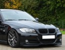 BMW E90 / E91 Facelift Intenso Front Bumper Extensions