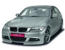BMW E90 / E91 Facelift M-Tech Front Bumper Extension