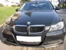 BMW E90 / E91 Facelift Supreme Carbon Fiber Front Bumper Extension