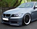 BMW E90 / E91 Intenso Front Bumper Extensions