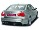 BMW E90 / E91 M-Tech Rear Bumper Extension