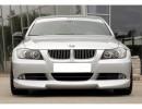 BMW E90 / E91 Vortex Front Bumper Extension