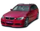 BMW E90 / E91 XL-Line Front Bumper Extension