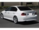 BMW E90 Sonic Rear Bumper Extension
