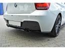 BMW F20 / F21 MX Rear Bumper Extension