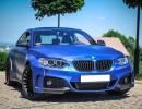 BMW F22 Wide Body Kit Meteor
