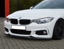 BMW F32 / F33 / F36 Intenso Front Bumper Extension