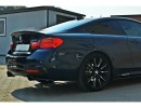 BMW F32 / F33 / F36 MX Rear Bumper Extensions