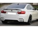BMW F82 / F83 M4 Extensie Bara Spate Recto