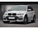 BMW X5 Speed Front Bumper Extension